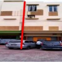 1 bidang tanah luas 94 m2 berikut ruko di Kelurahan Hamadi, Kecamatan Jayapura Selatan, Kota Jayapura
