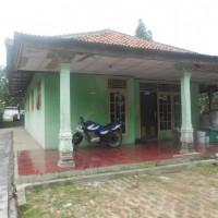 Sebidang tanah dan bangunan, SHM No. 00550/Panongan, luas 740 m2, di Jl. Desa Panongan No. 123 RT. 001/002, Panongan, Kab. Tangerang