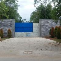 Bank of China : 9 bidang tanah berikut bangunan dijual 1  paket, SHM, total luas 15.057 m2 di Jalan Raya Tigaraksa (dh. Jalan Syeh Mubarok)