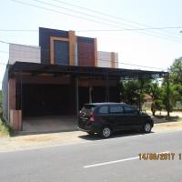 BRI KC. Bangkalan : Tanah dan bangunan sesuai dengan SHM No. 69, luas 1.341 m2,  di Desa Bumianyar Kec.Tanjung Bumi Kab.Bangkalan