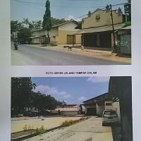 BNI RRR Surabaya - Tanah dan bangunan gudang terletak di Jl. Hamid Rusdi Desa Talok Kec. Turen  Kab. Malang