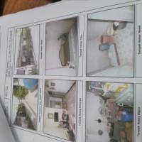 tanah + bangunan rumah  sesuai  SHM No.03024, luas 60 m2, Perum.Taman dadap Indah Blok C 7 No.7 RT.026 RW.08 Kosambi Timur, Kab.Tangerang