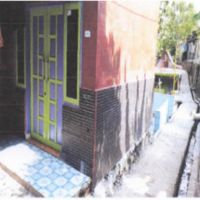 (Mandiri) tanah (SHM No.001572)berikut bangunan, Luas tanah  63 m2, di Kel. Bukit Indah, Kec. Soreang, Kota. Parepare