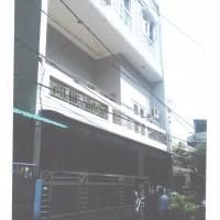 PT. BPR Bina Dana Swadaya: Sebidang tanah dan bangunan SHM 1588/Pademangan Barat, L 125 m2 di Kel. Pademangan Barat, Kec. Pademangan, Jakut
