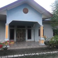 BRI Stabat, Tanah seluas 257 M2 berikut bangunan SHM No. 1  Desa Dendang (d/h Kwala Begumit), Kec Stabat  Kab Langkat