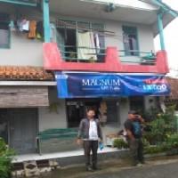 PNM Tasik 6.Tanah + bangunan luas luas 220 m2 di Blok Anggapraja Ds.Imbanagararaya, Kec.Ciamis, Kab.Ciamis