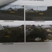 BPR Puspa Kencana: sebidang tanah SHM No.00661 luas 221 m2 berikut sgl sesuatu diatasnya di Desa Reco Kec Kertek Kab. Wonosobo
