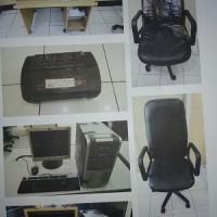 Bidang Keuangan Polda NTB: 1 (satu) paket BMN berupa Peralatan dan Mesin
