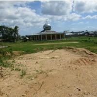 1 bidang tanah kosong SHM No. 1709 luas 490 m2 di Kel Matalamagi Kec Sorong Utara Kota Sorong Prov Papua Barat