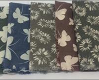 Lot 56. 5 (lima) lembar Jilbab merk Sakura segi empat