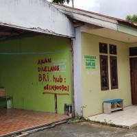 1 bidang tanah luas 122 m2 berikut rumah tinggal di Kelurahan Timika Jaya, Distrik Mimika Baru, Kabupaten Mimika