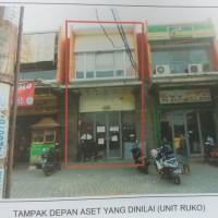 Bukopin : 1 (satu) bidang tanah luas 128 m2 berikut bangunan ruko, SHM, Jl. WR. Supratman No. 108, Rengas, Ciputat Timur, Tangsel.