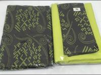 Lot 60. 1 (satu) lembar Kain Sarimbit khas Makassar motif tulisan Lontarak