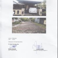 Sebidang tanah dan bangunan, SHM 2926, luas 93 m2 di Ds. Dajan Peken, Kec. Tabanan, Kab. Tabanan, Prov. Bali *Bank Permata*