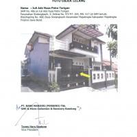 PT bank Mandiri: SHM No. 406 luas tanah 100 m2, yang terletak di Desa Sindangkasih, Kecamatan Majalengka Kabupaten Majalengka