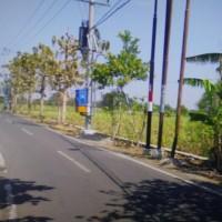 BNI - 4. Sebidang tanah di Ds/Kel Banjarejo Kec Taman Kota Madiun sesuai SHM No. 2029 Luas 1.630 m2
