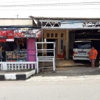 Sebidang tanah seluas 298M2 berikut bangunan di atasnya luas 200M2 sesuai SHM No.119/Kampung Jawa di Kota Tomohon