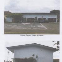 Sepaket sisa bongkaran Safe House milik Pangkalan TNI AU I Gusti Ngurah Rai