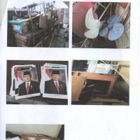 Madrasah.Tsanawiyah.Negeri.3.Mempawah: 1 (satu) paket barang inventaris kantor dalam keadaan rusak berat