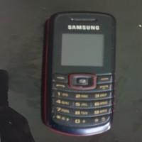 1 unit handphone merk Samsung warna hitam yang dirampas untuk negara kondisi rusak (Kejari Bulukumba)