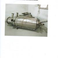 SMK-SMTI.Pontianak: 1 (satu) unit peralatan dan mesin berupa Spray Dryer dalam keadaan rusak berat