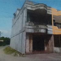 BTN 5: Tanah luas 222 M2 & bangunan, SHM NO.1130, di JL. ANGGUR NO. 1, BANDAR SENEMBAH, BINJAI BARAT, BINJAI