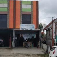 BNI11. 2. Sebidang tanah  bangunan ruko, SHM 3475 luas 210 m2, Kelurahan Wua-Wua, Kendari, Prov.Sultra