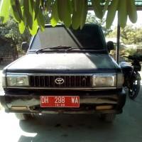 1.2 1 (satu) Unit Kendaraan Roda 4, Toyota KF 52, Nopol DH 298 WA (Balai Karantina Pertanian Kelas I Kupang)