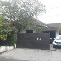 Tanah dan bangunan SHM No. 734 luas 1.287 m2, di Jl. Haji Abdul Majid RT.008/02 No. 45 A, Cipete Selatan, Cilandak, Jaksel
