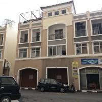 PT. Bank OCBC NISP: Ruko, SHGB No.2978, Lt 81 m2 dan SHGB No.2979, Lt 81 m2 di Kel.Ancol, Kec.Pademangan, Jakut