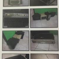 Pemkot BDL : 1 paket barang inventaris kantor dalam kondisi rusak berat