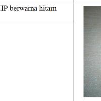 Kejaksaan Kobar Lot 5 : 1 ( satu ) buah HP berwarna hitam merk Nokia