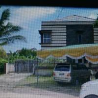 Rumah terletak di Jl. Macan Kumbang II A No. 87, Kel. Lorok Pakjo, Kec. Ilir Barat I, Kota Pelambang