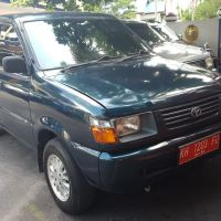 KPP Sampit : Satu unit kendaraan Roda Empat Merk/Type  Toyota Kijang LX tahun 1999 No. Polisi KH 1203 FU