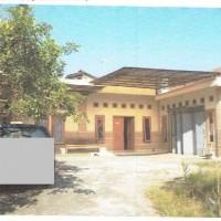 BPD Kbm: Dua bidang tanah dijual sepaket, SHM No.166 luas 559 m² dan SHM No.01141 luas 623 m² berikut segala sesuatu di atasnya