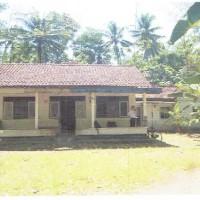 BPD Kbm: Sebidang tanah, SHM No.00539 luas 820 m², berikut bangunan di atasnya, terletak di Desa/Kec. Petanahan, Kebumen