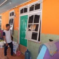 1 bidang tanah luas 40 m2 berikut rumah tinggal di Kelurahan Dobonsolo, Kecamatan Sentani, Kabupaten Jayapura