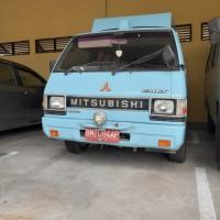Bamon: satu unit mobil roda 4 Mitsubishi L300 tahun 1990 BM7048AP