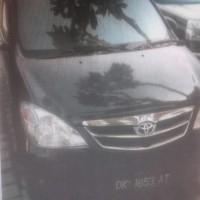 1 (satu) unit Mobil Toyota Avanza warna hitam DK 1653 AT *Kejaksaan Negeri Denpasar*