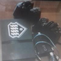 1 (satu) buah PS 2 Merk Sony warna hitam lengkap dengan hardisk dan 2 buah stik PS 2 *Kejaksaan Negeri Denpasar*