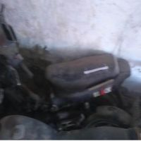 [KEJARI LABUHANBATU] 35.  1 (satu) Unit Sepeda Motor KTM Warna Hitam  Tanpa Plat (tidak dilengkapi dengan STNK dan BPKB)