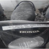 [KEJARI LABUHANBATU] 36.  1 (satu) Unit Honda Supra Fit Warna Hitam BK- 5283- ZG  (tidak dilengkapi dengan STNK dan BPKB)