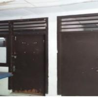 satu paket Material bangunan yang akan dibongkar Gedung tertutup Permanen (Gudang)