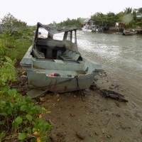 1 (satu) unit Speed Boat/Motor Tempel merk Yamaha 85 PK,  lokasi di Sorong, milik Balai Konservasi Sumber Daya Alam Papua Barat