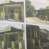 BRI T.Betung (2): Tanah berikut bangunan SHM No. 406/P.W.K, Luas Tanah: 144 m2 di Kel. P. Way Kandis