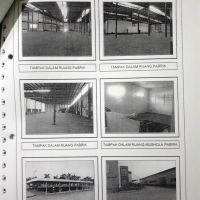 SHGB No: 507 dan 508, luas 15.461 m2, Kav. No. E 1-5 Wangunharja, Cikarang Utara, Kab. Bekasi