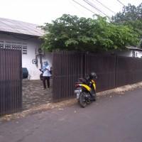 BRI Jakarta Pluit - dua bidang tanah yang dijual dalam satu paket berikut bangunan di atasnya yang terletak di Jalan Haji Sailin II No. 1