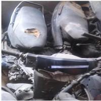 [KEJARI LABUHANBATU] 40.  1 (satu) Unit Honda Supra Tanpa Plat (tidak dilengkapi dengan STNK dan BPKB)