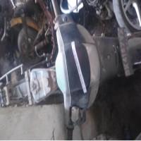 [KEJARI LABUHANBATU] 34.  1 (satu) Unit Sepeda Motor Zealsum Warna Putih Tanpa Plat (tidak dilengkapi dengan STNK dan BPKB)