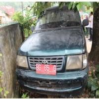 Pemda Muratara Lot 48: Kendaraan Bermotor Roda Empat, Merk Toyota Kijang Tipe KF80 Long, Tahun 2002, Nomor Polisi BG 65 G